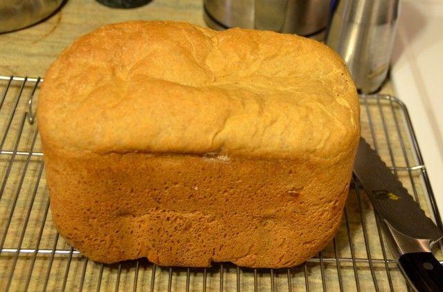 Healthy Whole Grain Bread Machine Recipes  Whole grain bread machine recipe
