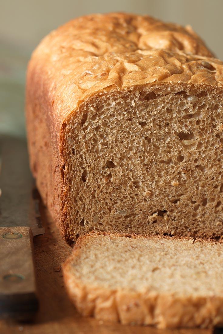 Healthy Whole Grain Bread Machine Recipes  Whole Wheat Bread for the Bread Machine Recipe