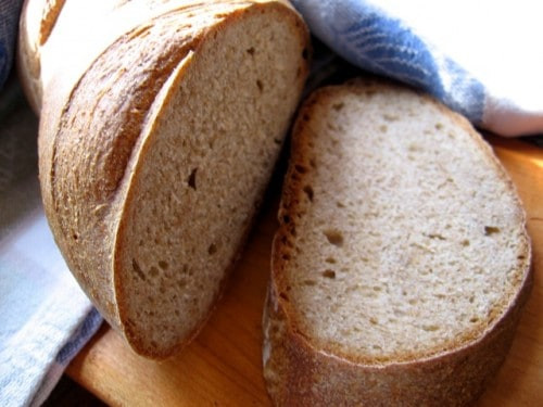 Healthy Whole Wheat Bread  Fourteen Tasty Ways to Top Your Toast • Simple Nourished