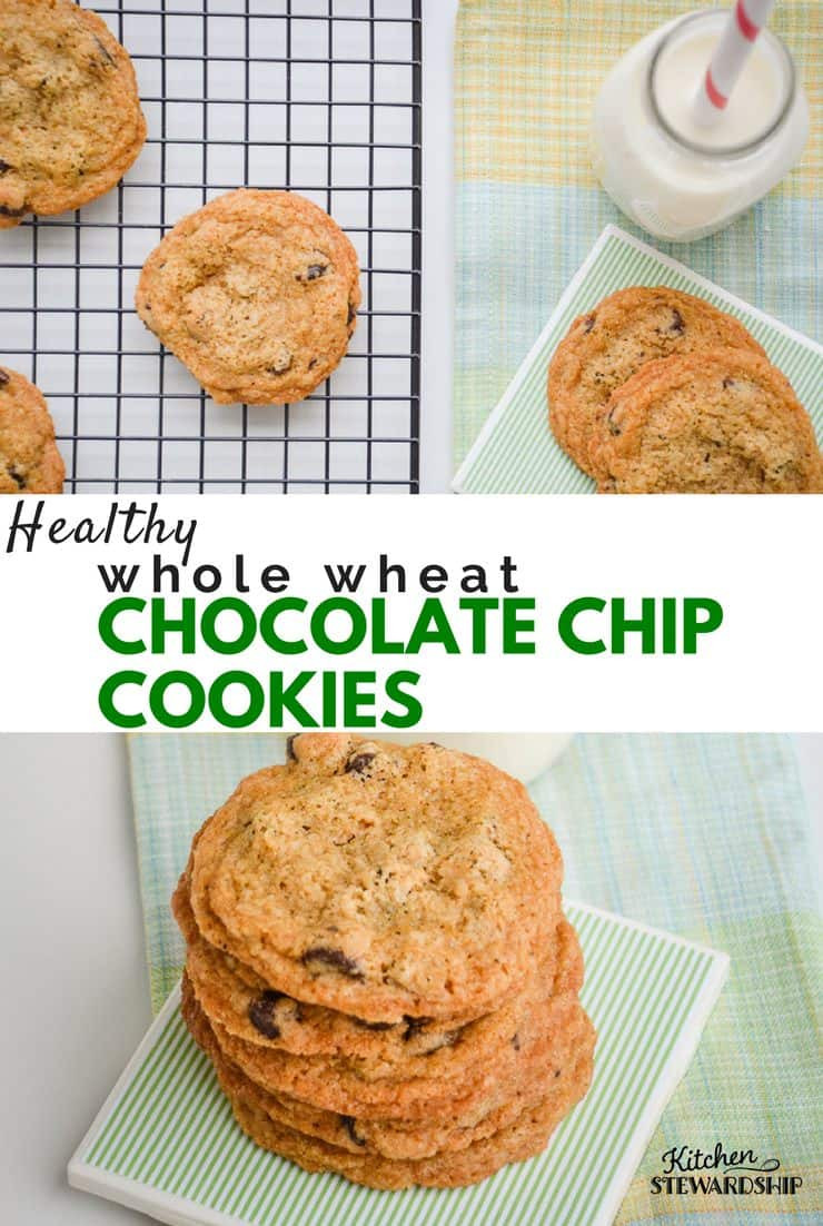Healthy whole Wheat Chocolate Chip Cookies 20 Best Healthy whole Wheat Chocolate Chip Cookies Recipe