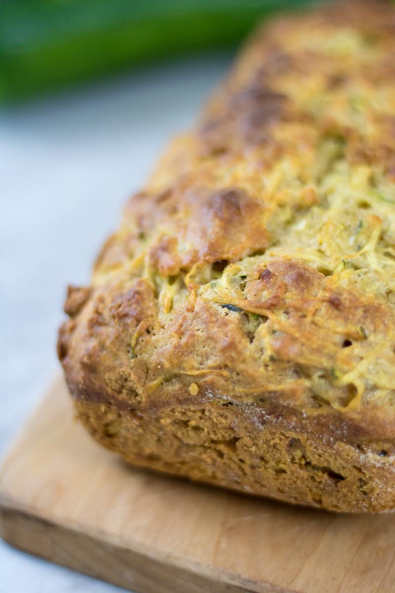 """Healthy Whole Wheat Zucchini Bread  Whole Wheat Zucchini Bread A Mind """"Full"""" Mom"""