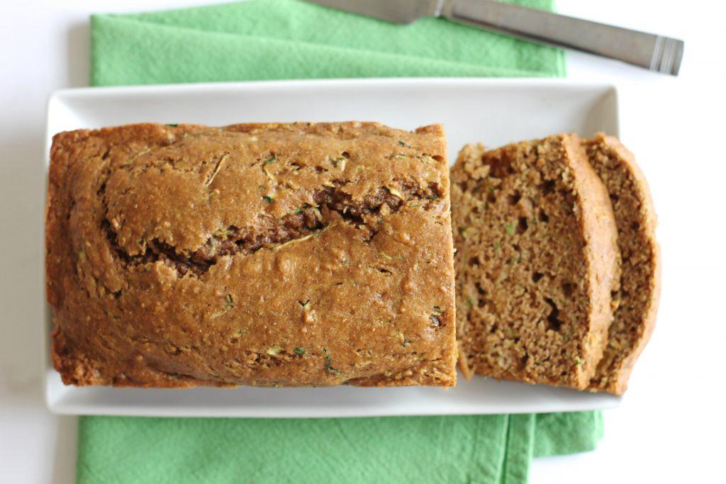 Healthy Whole Wheat Zucchini Bread  Healthy Whole Wheat Zucchini Bread Little Chef Big Appetite
