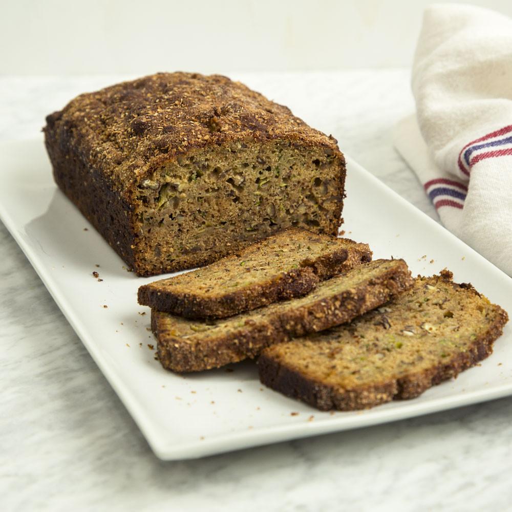 Healthy Whole Wheat Zucchini Bread  Whole Wheat Zucchini Bread Recipe Anna Painter