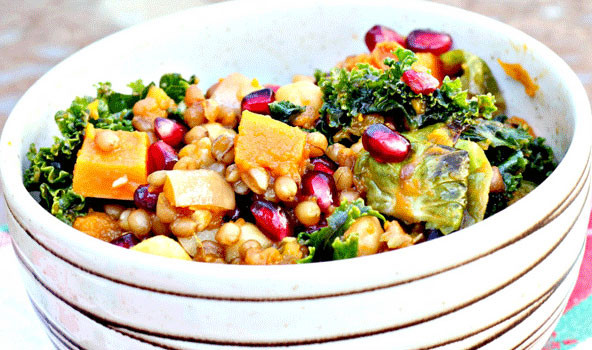 Healthy Winter Salads  Winter Salad Recipes for Healthy Dinner Ideas