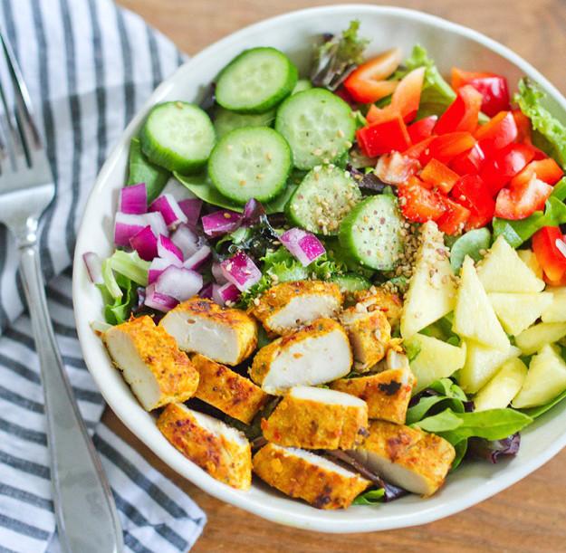 Healthy Winter Salads  21 Healthy winter salads that satisfy like fort food