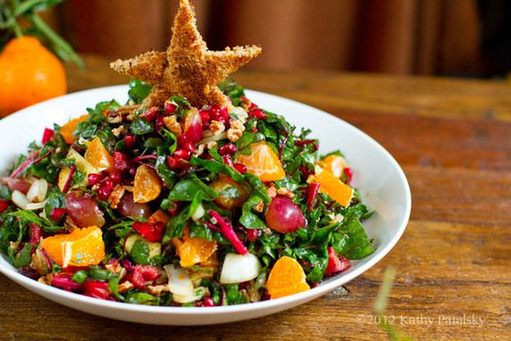 Healthy Winter Salads  Colorful And Healthy Winter Salads Barnorama