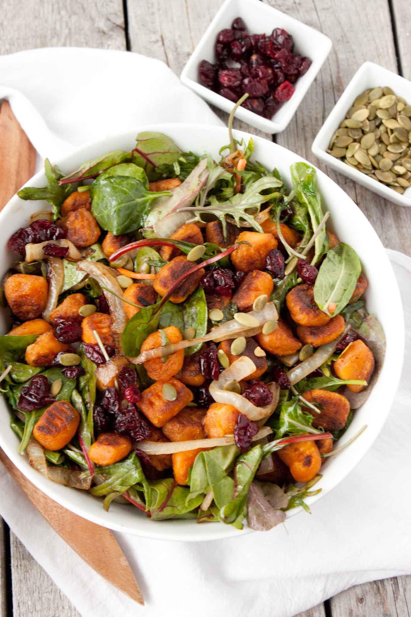 Healthy Winter Salads  Hearty Warm Winter Salad Recipes Healthy Eaton