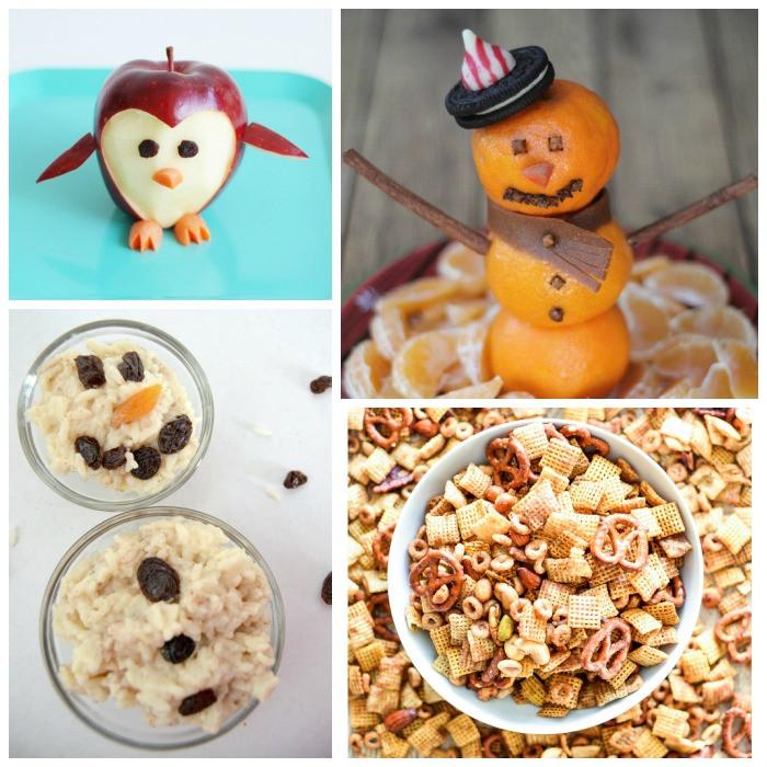 Healthy Winter Snacks  Healthy Winter Snacks