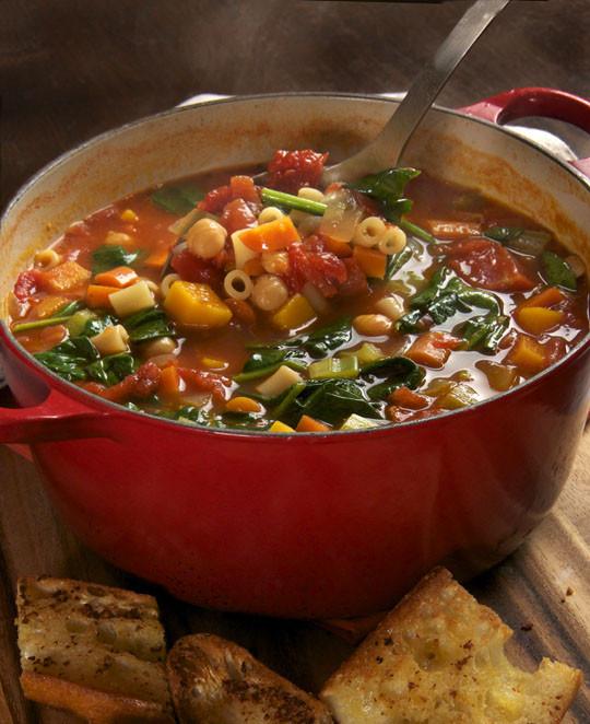 Healthy Winter Soups  3 Healthy Winter Soups