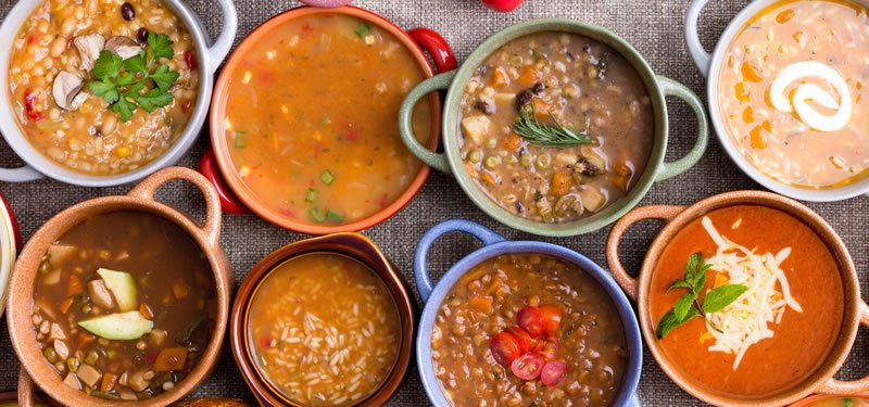 Healthy Winter Soups  Healthy Winter Soup Recipes to Keep You Warm Pritikin