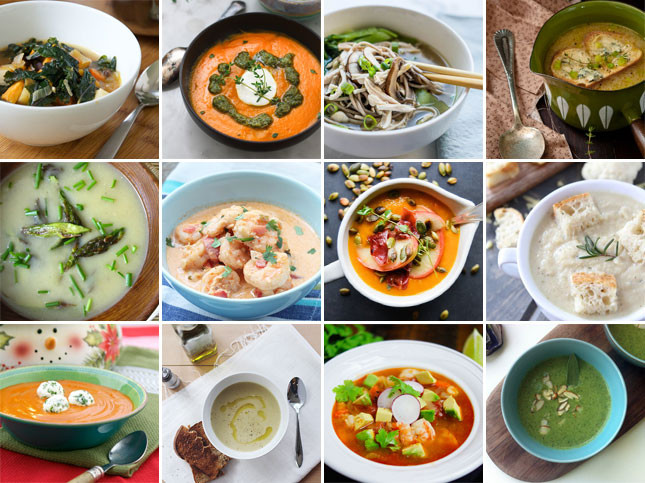 Healthy Winter Soups  12 of the Healthiest Winter Soups You've Ever Spooned