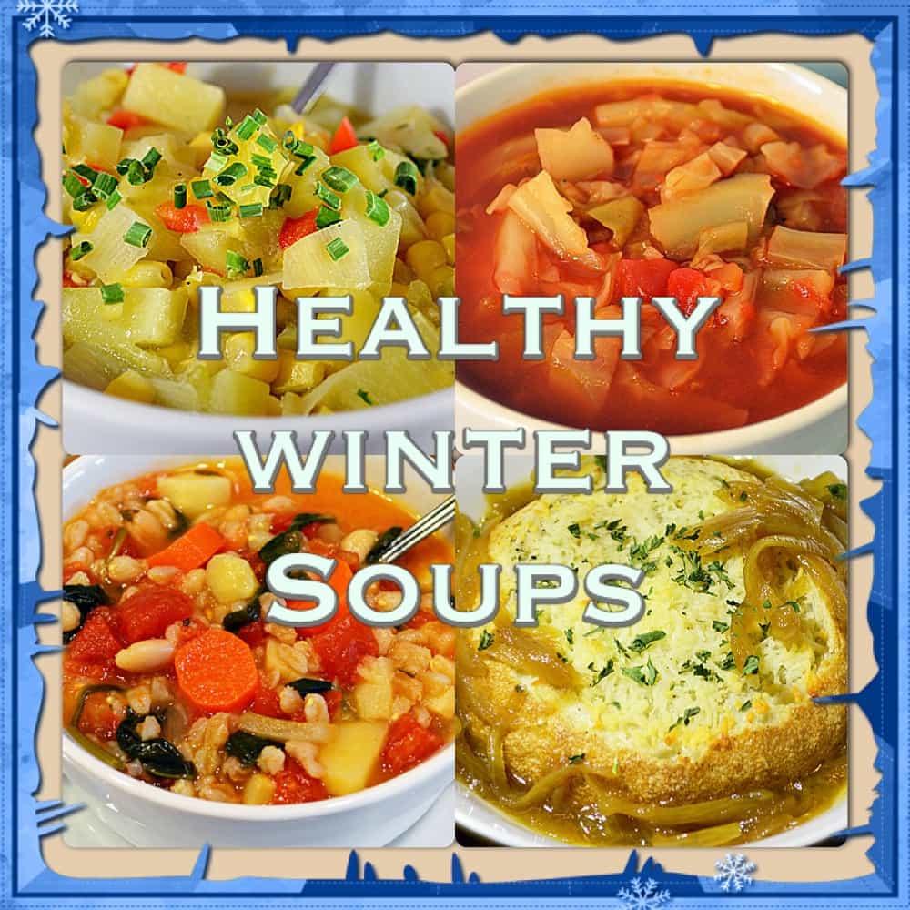 Healthy Winter Soups  Healthy Winter Soups Vegan TheVegLife