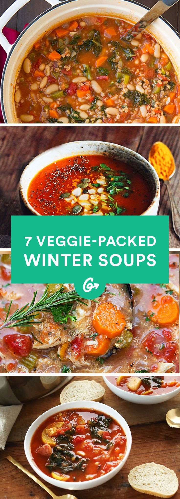 Healthy Winter Soups  7 Quick and Healthy Winter Soups GlavPortal