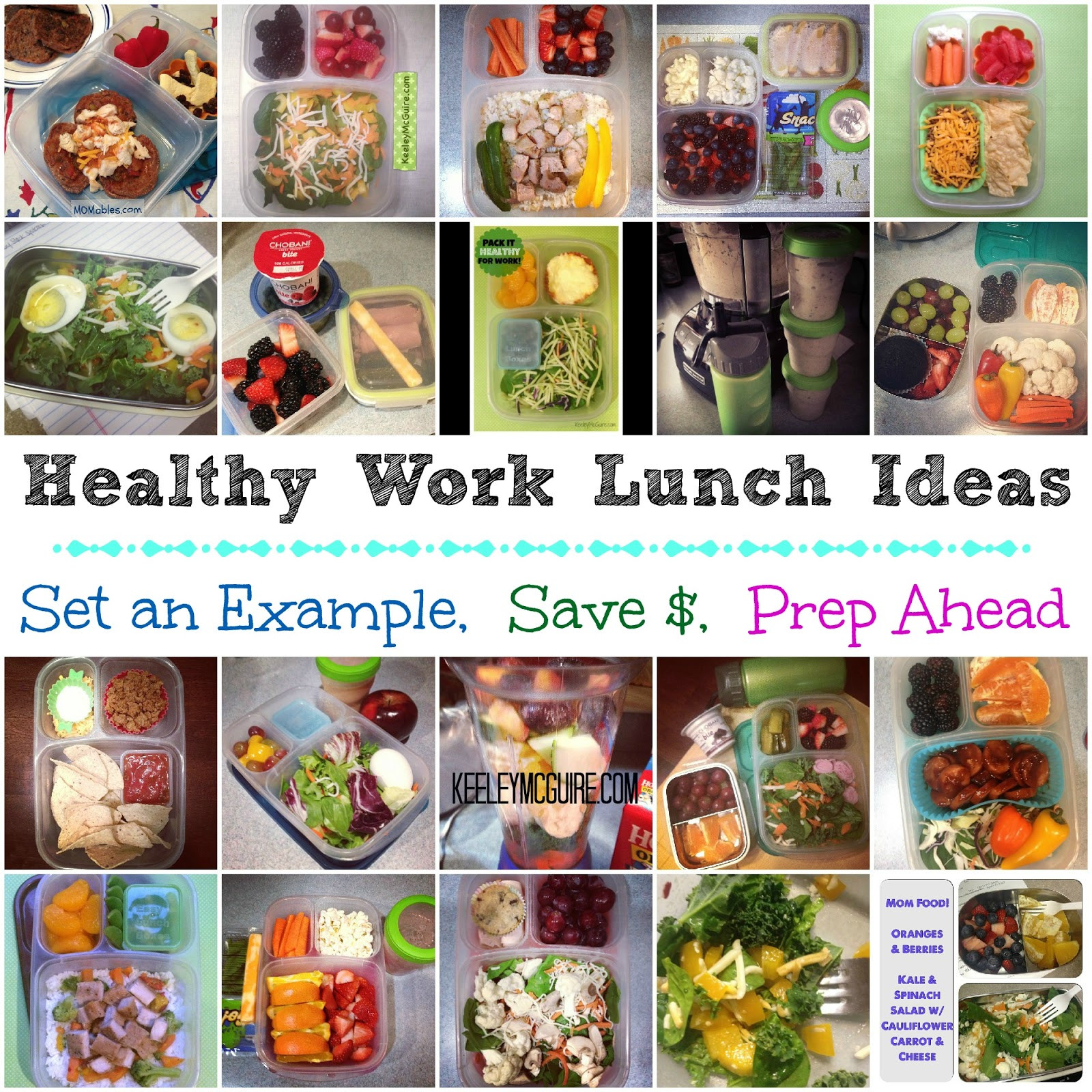 Healthy Work Lunches  Gluten Free & Allergy Friendly Lunch Made Easy Healthy