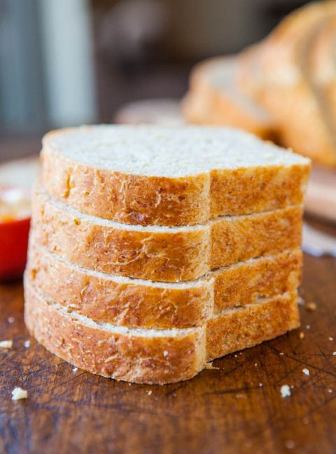 Healthy Yeast Bread Recipes  1787 best Breads & Yeast Doughs images on Pinterest