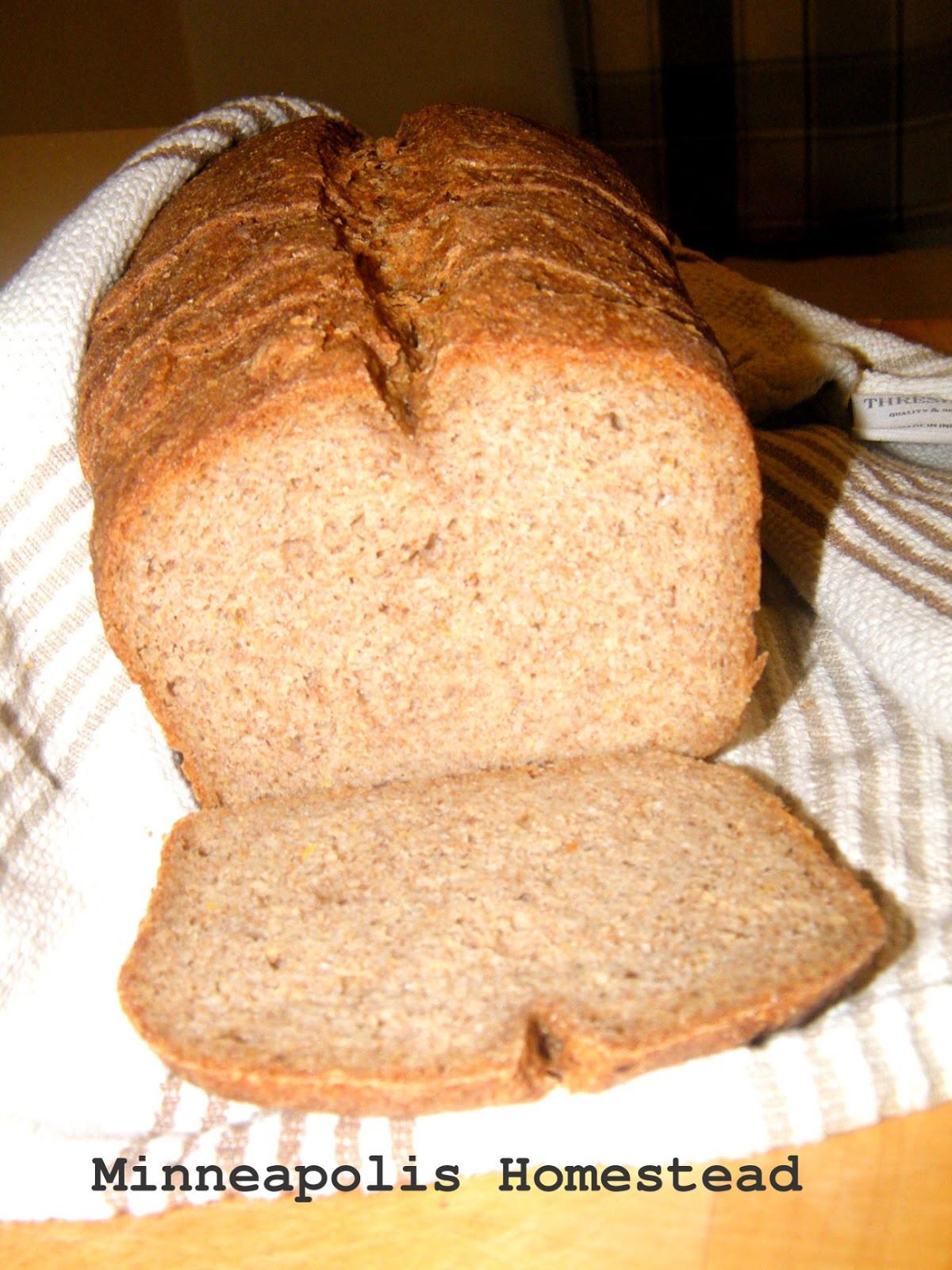 Healthy Yeast Bread Recipes  Healthy Fluffy High Fiber Yeast Bread Recipe recipe for