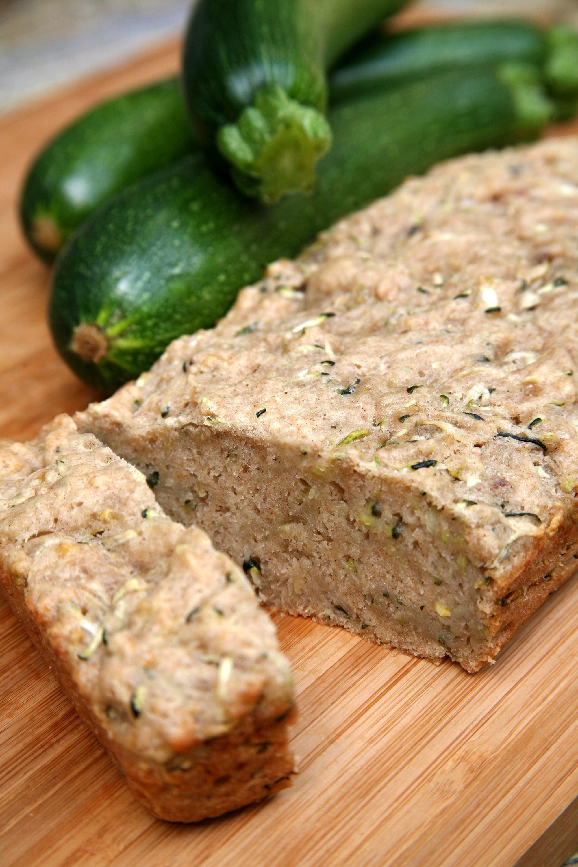Healthy Zucchini Bread  Healthy Zucchini Bread Vegan