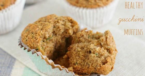 Healthy Zucchini Bread Muffins  Healthy Zucchini Muffins Recipe Recipes Fabulessly Frugal