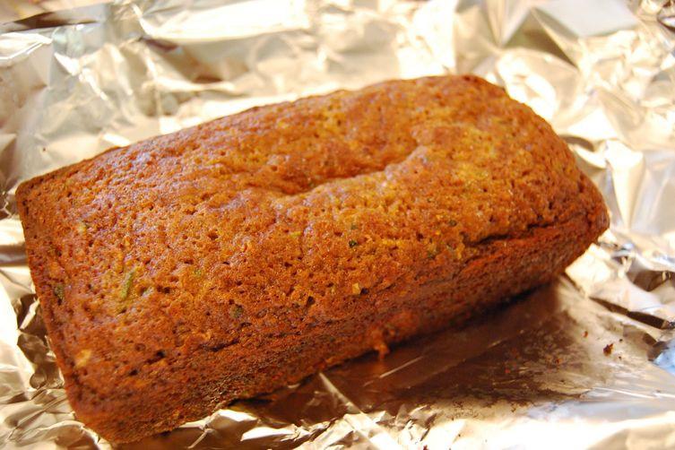 Healthy Zucchini Bread Recipe Applesauce  Zucchini Applesauce Bread Recipe on Food52