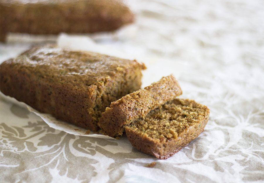 Healthy Zucchini Bread Recipes  Healthy Zucchini Bread Dairy free Sugar Free Zucchini