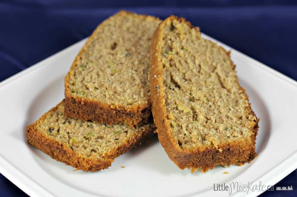 Healthy Zucchini Bread Recipes  Healthy And Easy Zucchini Bread Recipe Little Miss Kate