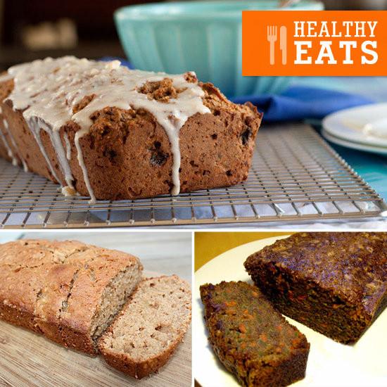 Healthy Zucchini Bread Recipes  Healthy Zucchini Bread Recipes