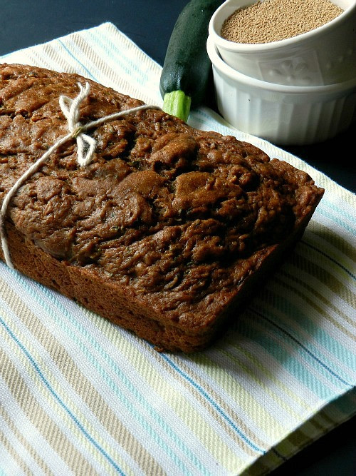 Healthy Zucchini Bread With Applesauce  Healthy Zucchini Bread Applesauce Whole Wheat Flour