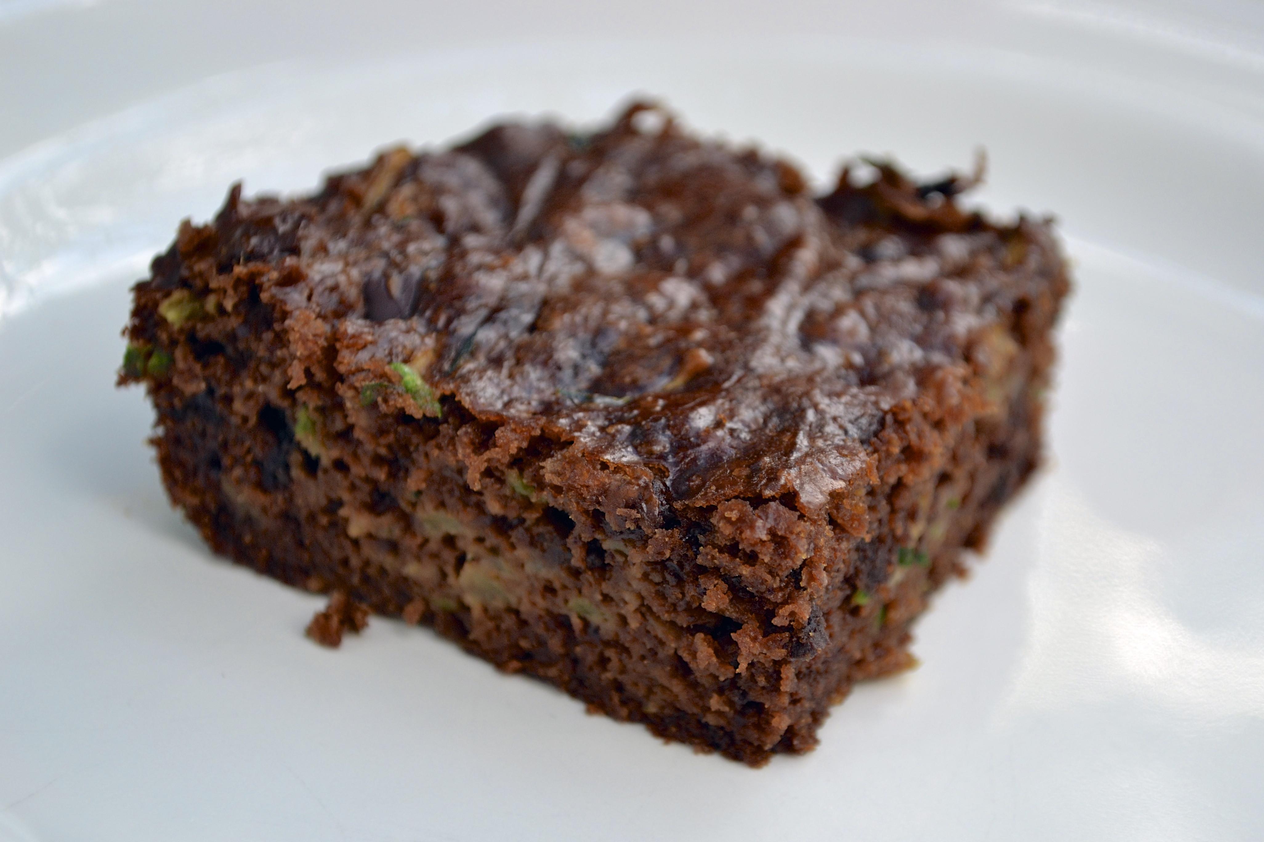 Healthy Zucchini Brownies  Zucchini Brownies — Rezepte Suchen