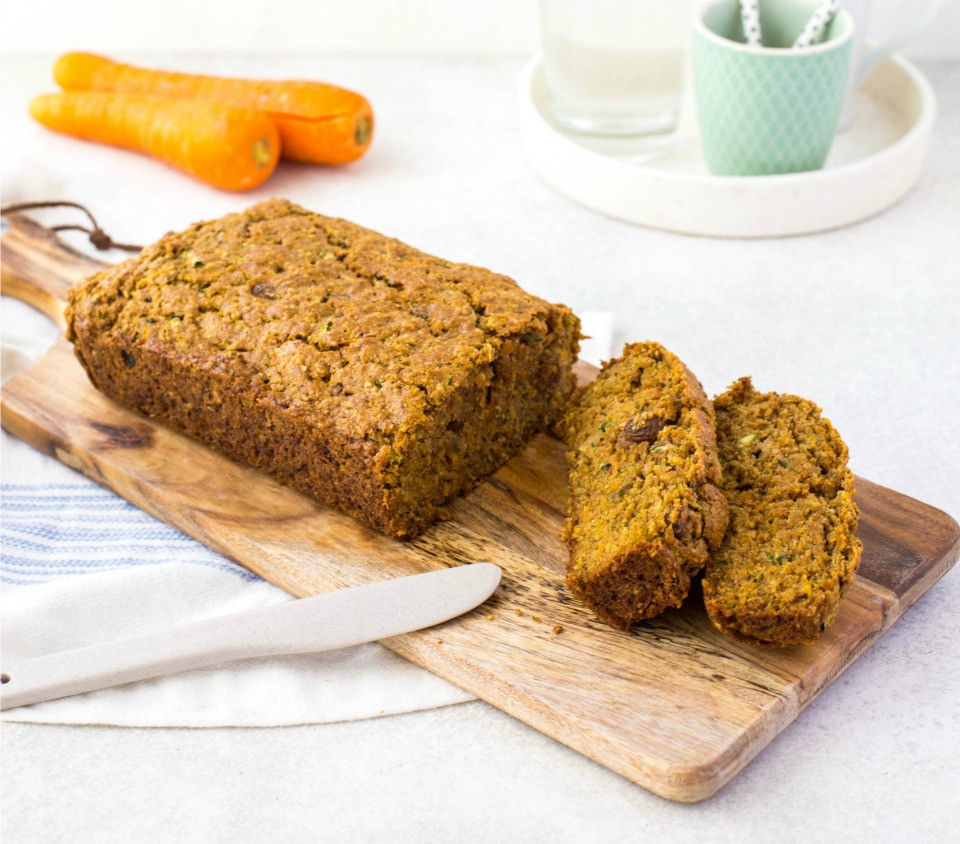Healthy Zucchini Cake  Carrot and Zucchini Cake For A Healthy Lunchbox Treat