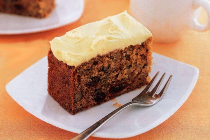Healthy Zucchini Cake Recipe  Zucchini cake