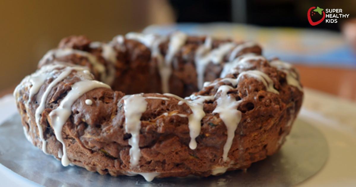 Healthy Zucchini Cake Recipe  Chocolate Zucchini Cake Recipe