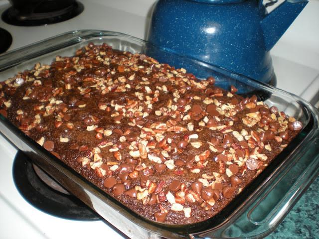 Healthy Zucchini Chocolate Cake  Homestead Wannabes Healthy Chocolate Zucchini Cake Recipe
