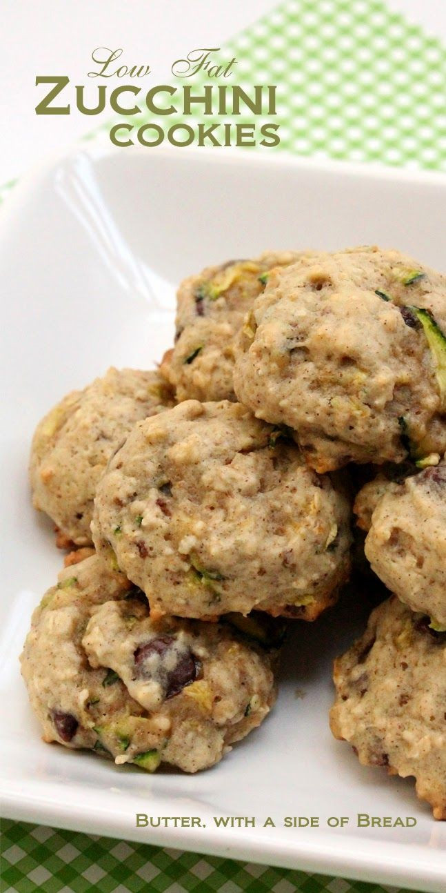 Healthy Zucchini Cookies  Best 25 Healthy Zucchini Cookies ideas on Pinterest