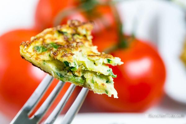 Healthy Zucchini Pancakes  Healthy Zucchini Pancakes Recipe