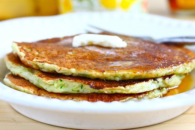 Healthy Zucchini Pancakes  Mix Up These 12 mon Recipes with Zucchini Hacks