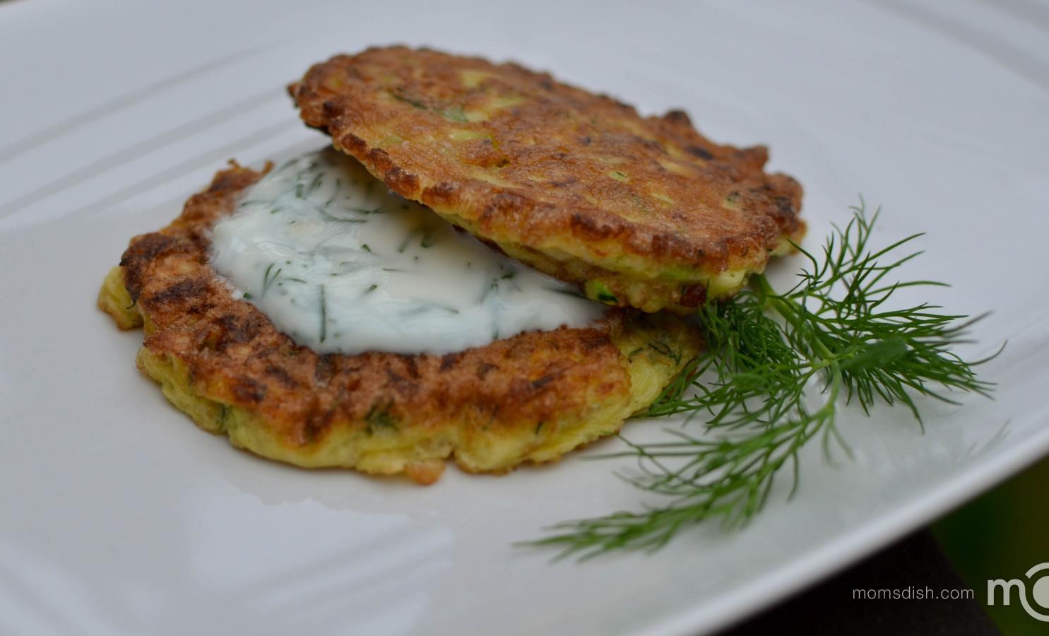 Healthy Zucchini Recipes  Healthy Zucchini Fritters