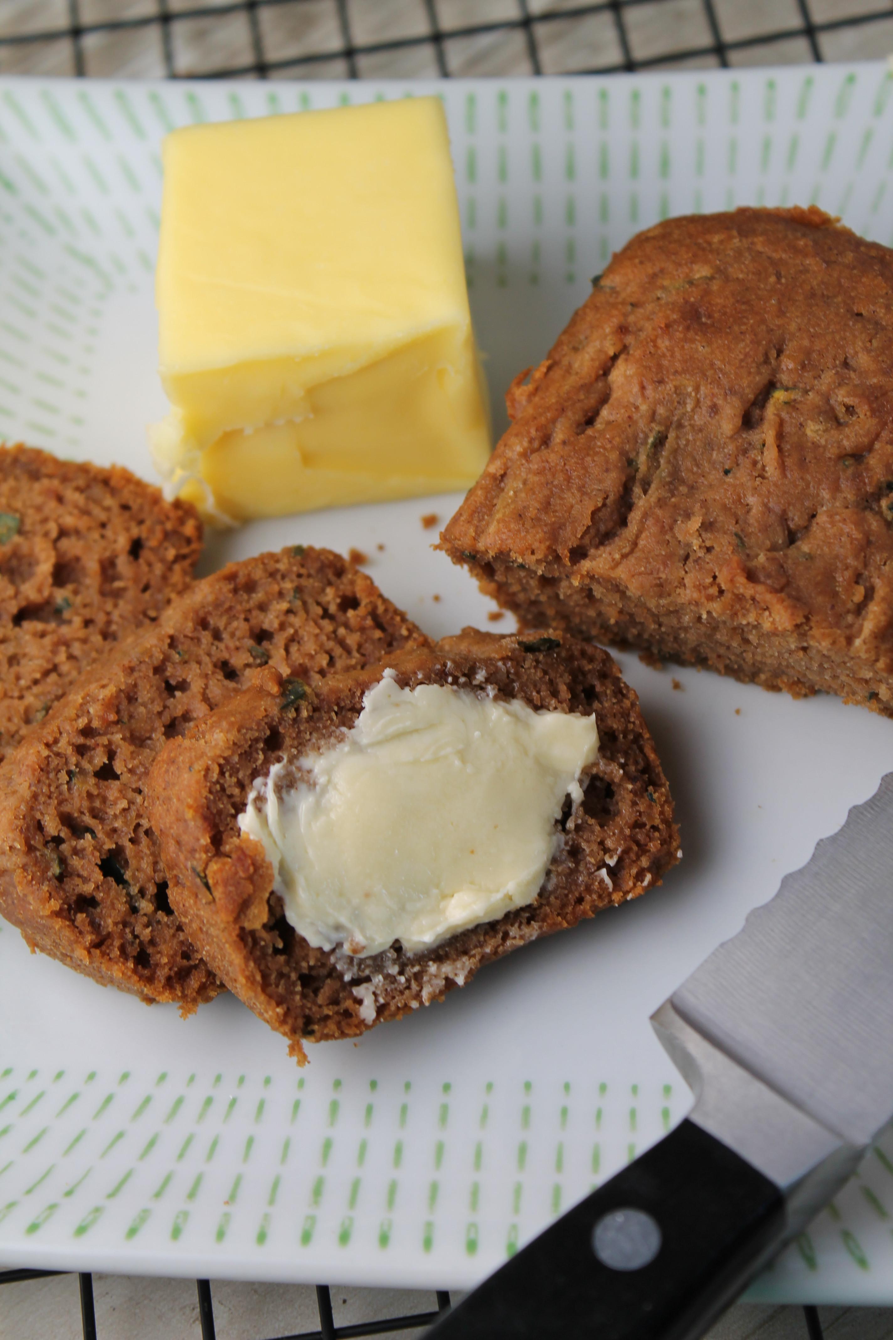 Healthy Zuchinni Bread  Healthier Zucchini Bread – Gluten Free & Vegan