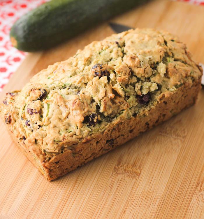 Healthy Zuchinni Bread  Healthy Zucchini Bread citronlimette