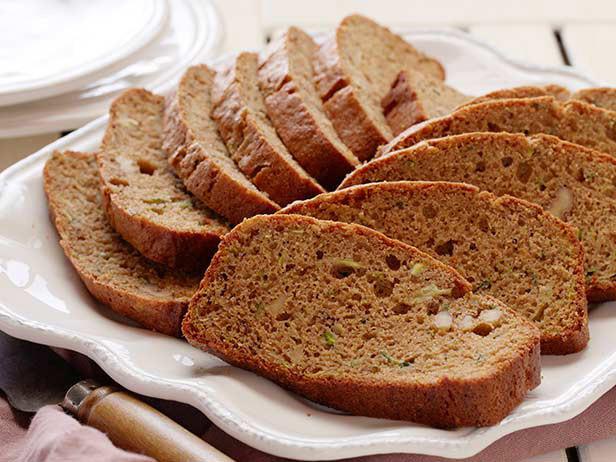 Healthy Zuchinni Bread  4 Steps to Healthier Zucchini Bread