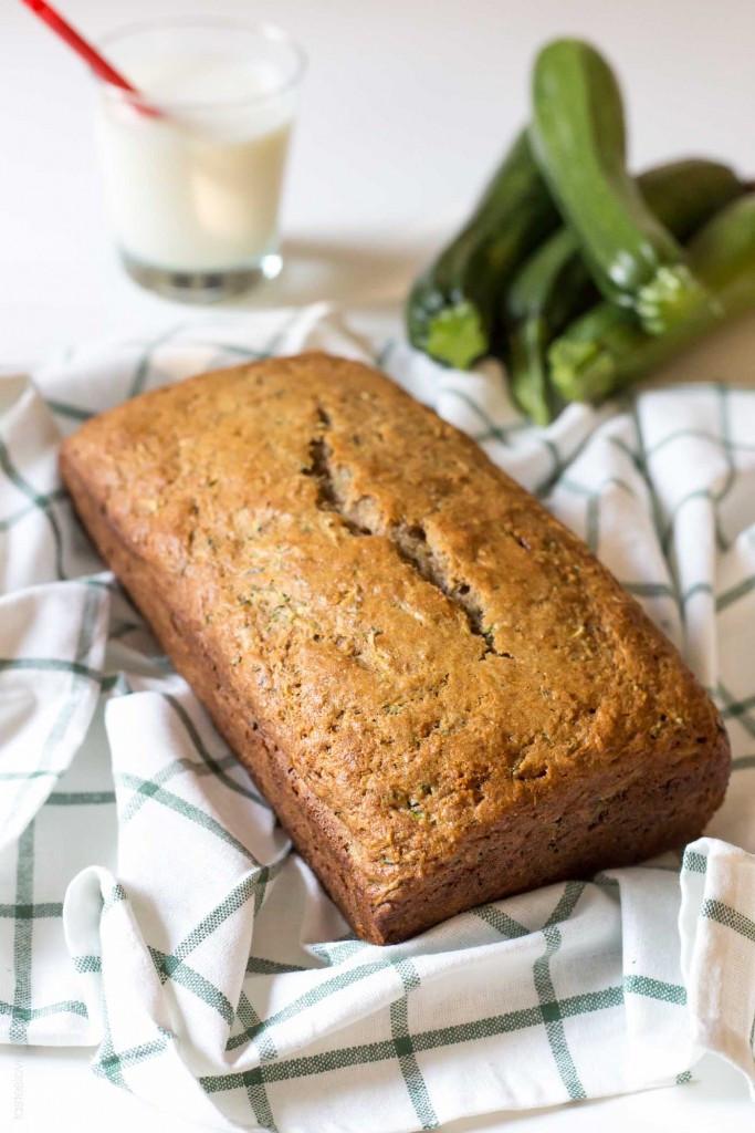 Healthy Zuchinni Bread  Healthy Zucchini Bread Tastes Lovely