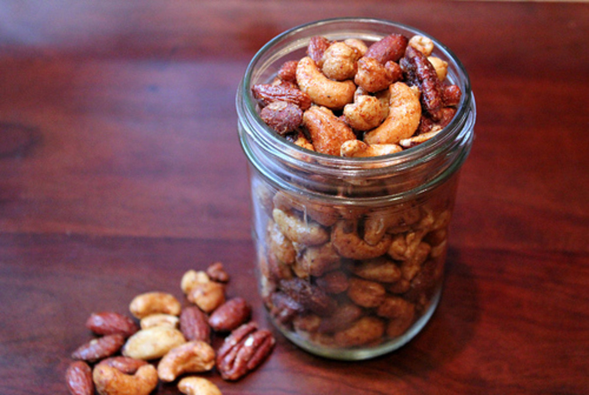 Heart Healthy Appetizers  7 Heart Healthy Nut Recipes From Appetizers to Desserts