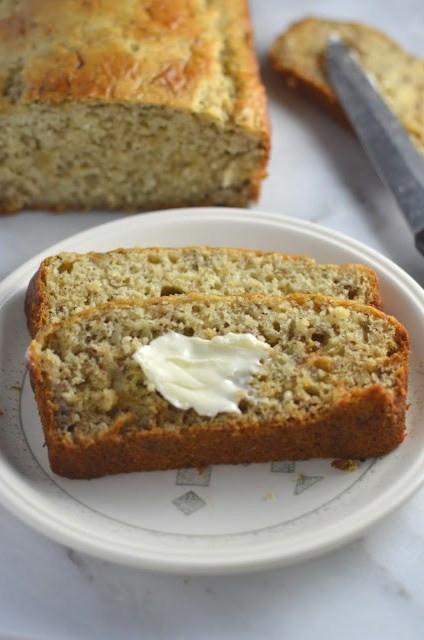 Heart Healthy Banana Bread 20 Ideas for Healthy Hemp Heart Banana Bread