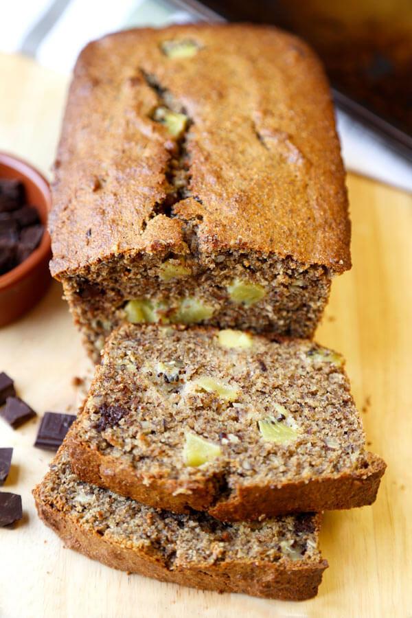 Heart Healthy Banana Bread  Healthy Banana Bread Recipe Pickled Plum Food And Drinks