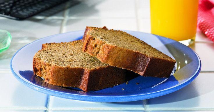 Heart Healthy Banana Bread  Heart Healthy Banana Bread Recipe