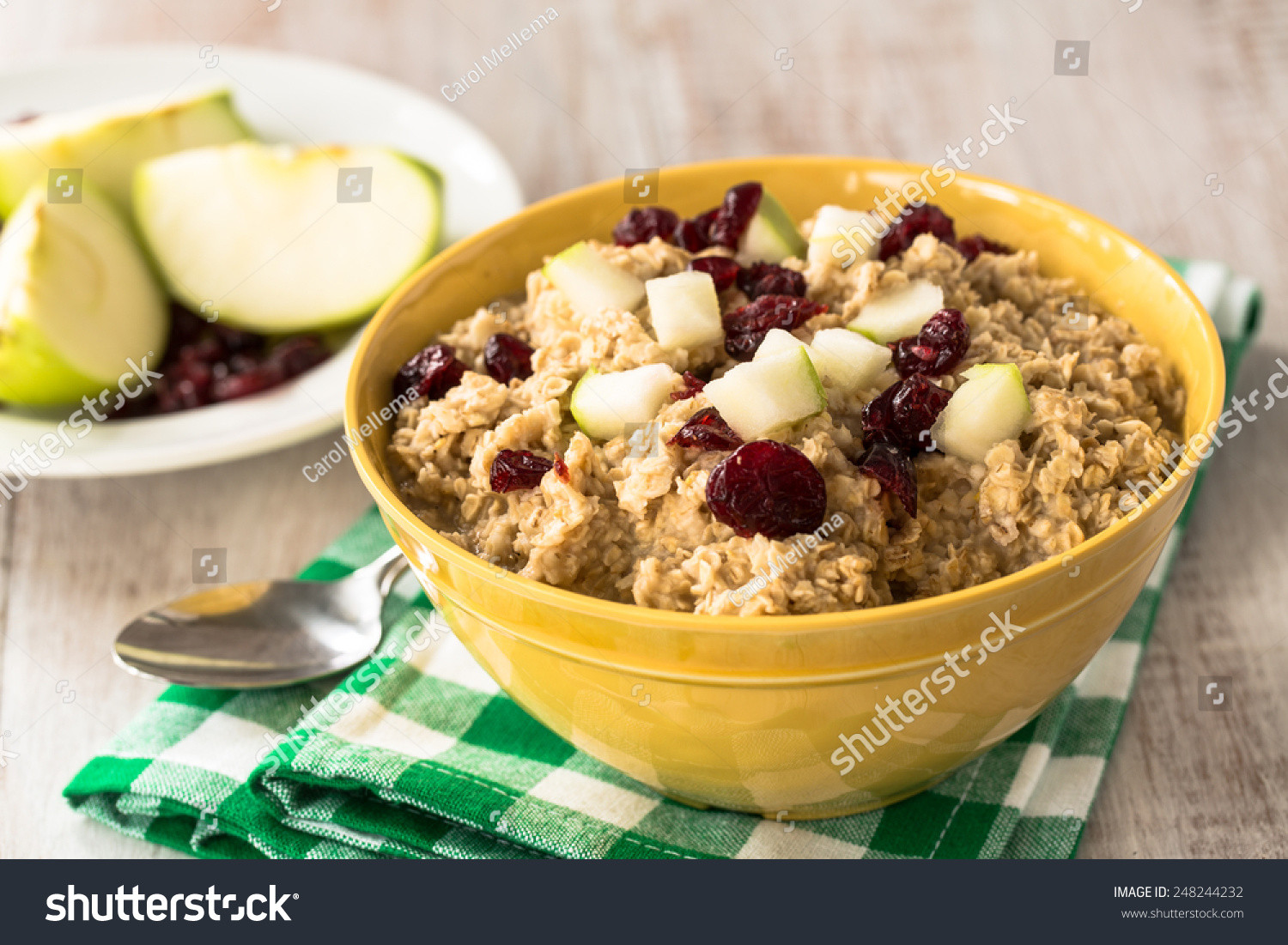 Heart Healthy Breakfast  Heart Healthy Breakfast Oatmeal With Apples And