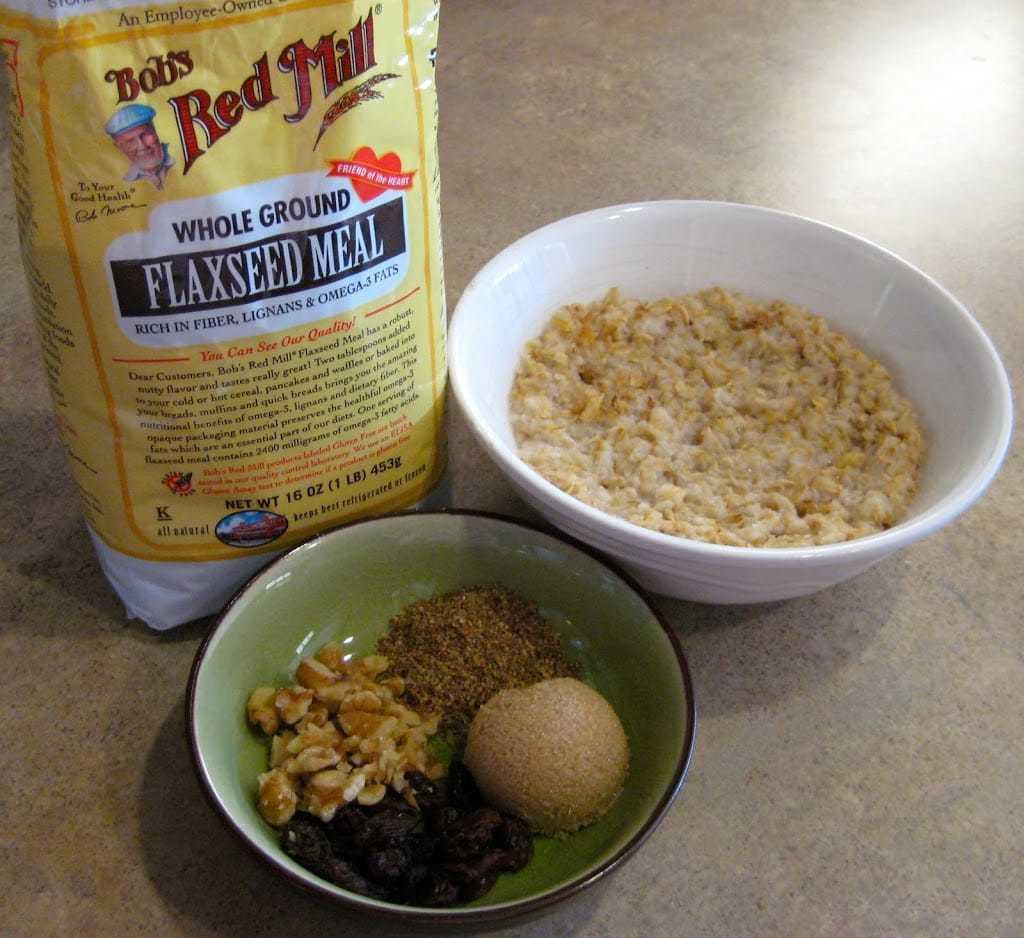 Heart Healthy Breakfast  Oatmeal A Heart Healthy Breakfast My Sweet Mission