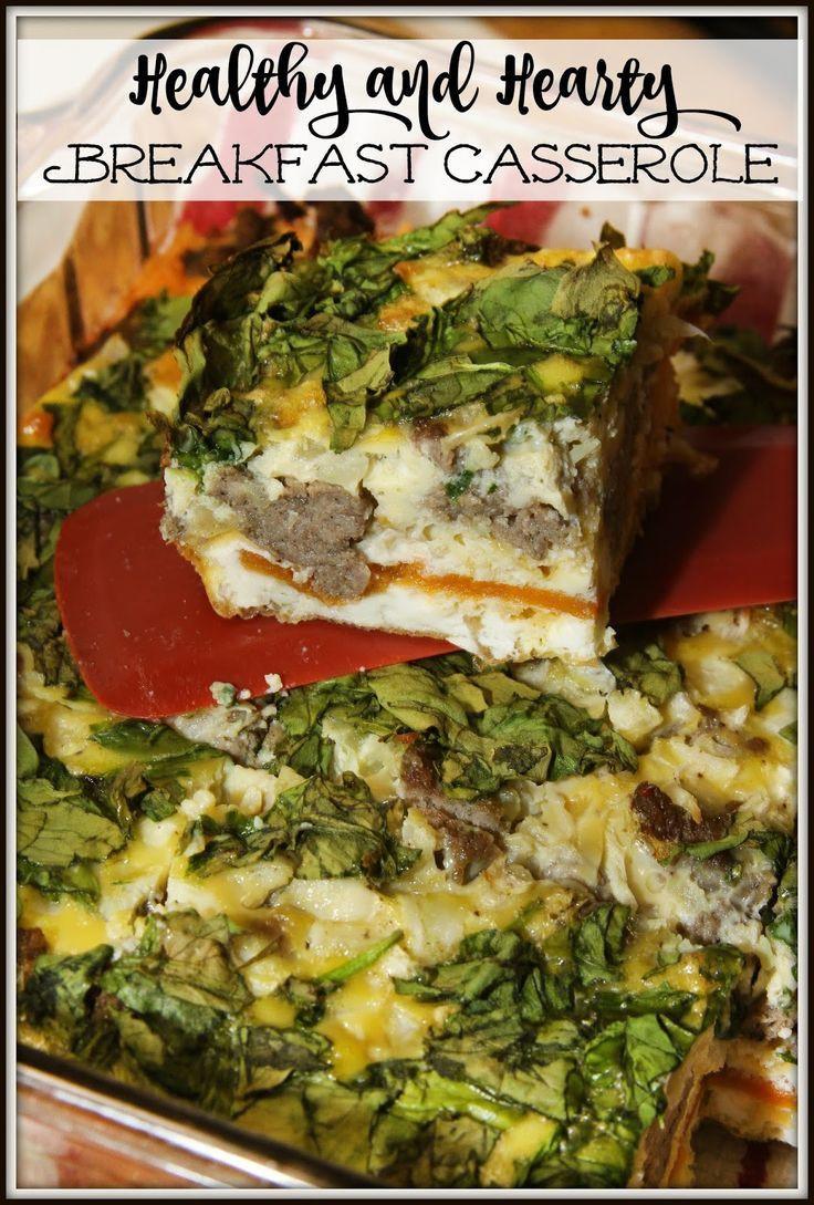 Heart Healthy Breakfast Casserole  1166 best Breakfast Best Low Calorie & Healthy Recipes