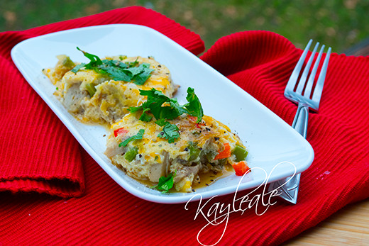 Heart Healthy Breakfast Casserole  Kaylea s Open Book Experimenting & Creating Delicious