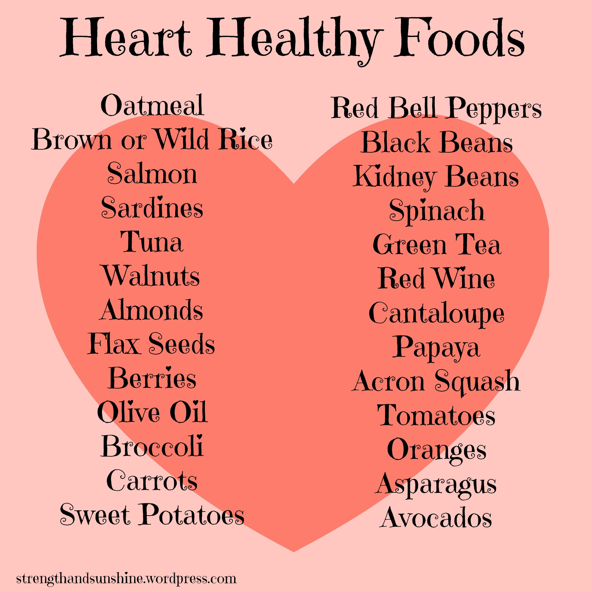 Heart Healthy Breakfast Foods  Blueberry Heartcakes