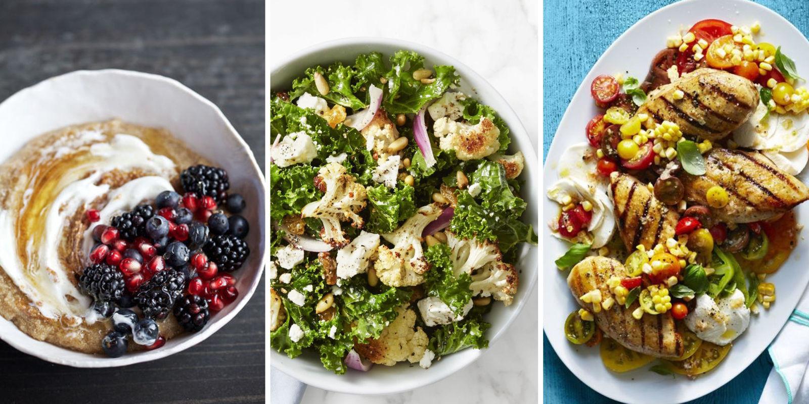 Heart Healthy Breakfast Ideas  Heart Healthy Recipes for Breakfast Lunch Dinner and